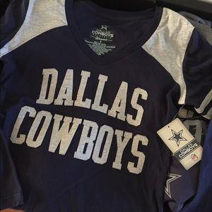 Lady DAllas Cowboys Top
